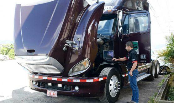 Instalación de actuador electrónico y calibración de turbo en camiones